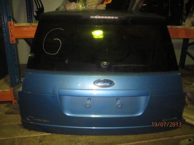 Крышка багажника на форд фокус с макс фото 287-816
